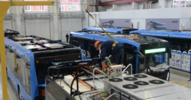 Charged EVs | KAMAZ opens Moscow center to build electric buses