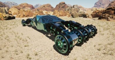 Electric vehicle of the future, (FEU VERT) The development of modern technology in the coming years.