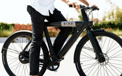 Micromobility: Shared Scooter Leader Bird Offers E-Bikes