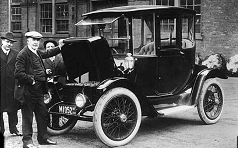 History: Electric Cars: The Golden Age
