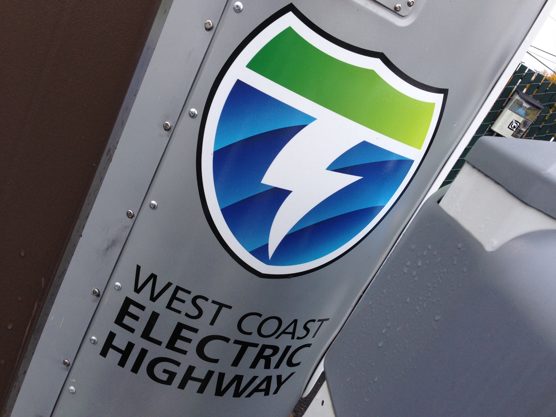 The West Coast Electric Highway is nearly 10 years old, and it's getting new charging hardware