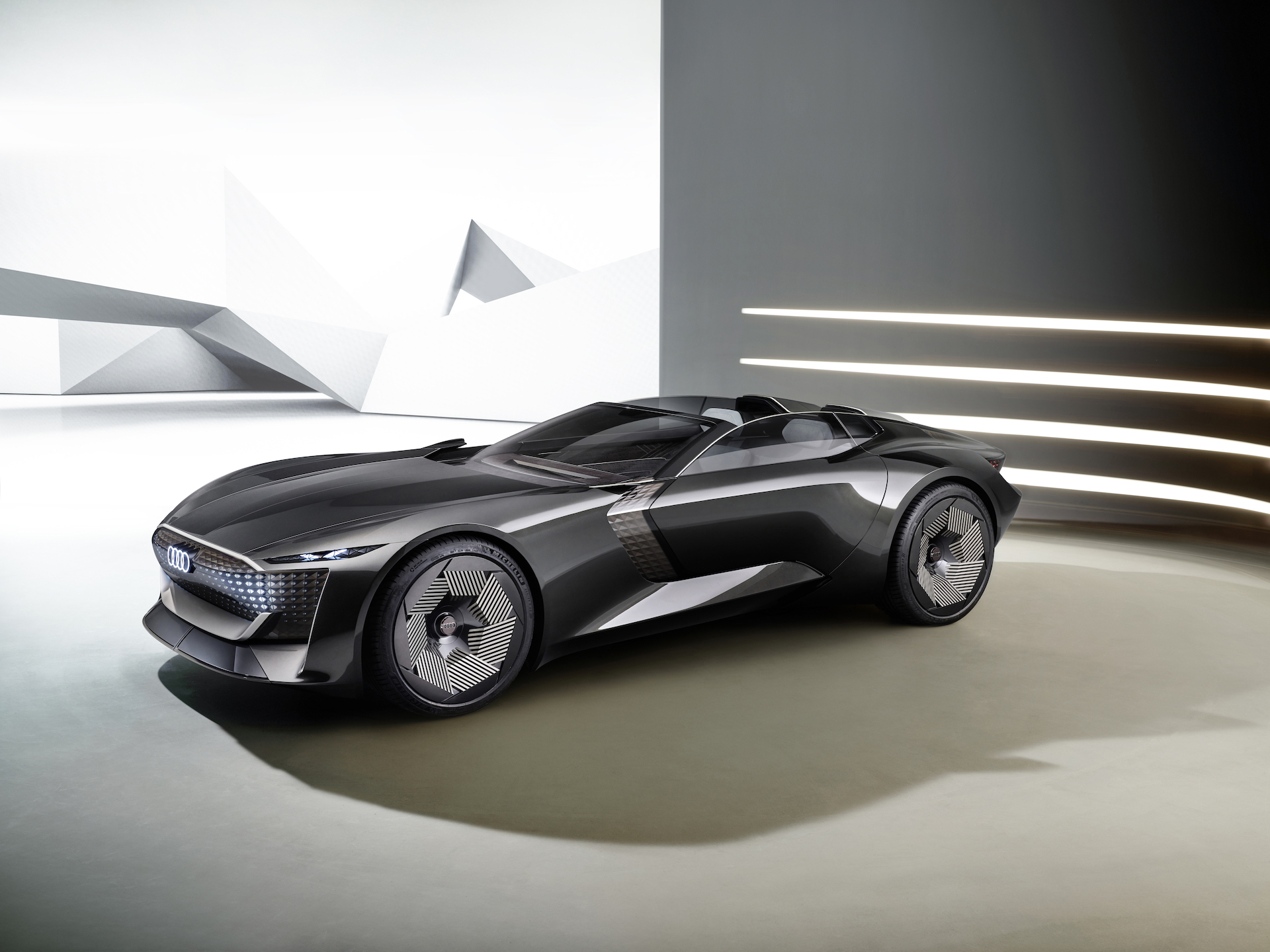 Audi plots its future around mobility, not just EVs