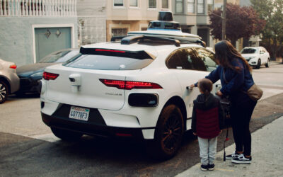 Waymo's self-driving Jaguar I-Pace electric cars are ready for passengers