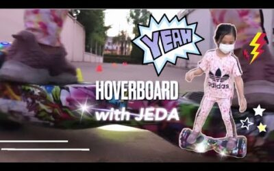 HOVERBOARD with JEDA 🏂💨