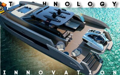 10 MOST INNOVATIVE YACHTS & BOATS CURRENTLY IN DEVELOPMENT