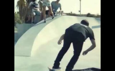 """""""Lexus has revealed its fully working Hoverboard that uses superconductors and magnets to keep the"""