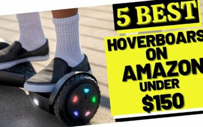💥 Top Ranking Hoverboards On Amazon Less Than $150