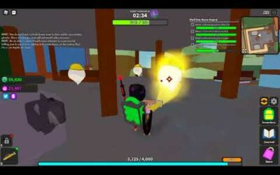 Getting the Hoverboard in Ghost Simulator