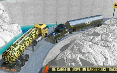 Us Offroad military truck : army transport driver games-2021 ( part 01)