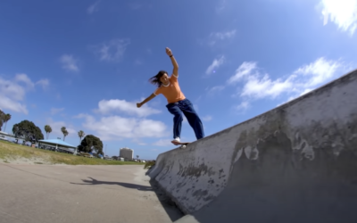 Thrasher Cold Call with Nora – Welcome Skateboards