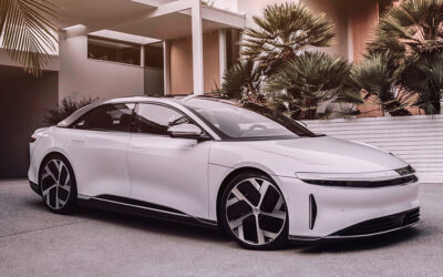 Charged EVs | MotorTrend finds Lucid Air Dream Edition has a range of up to 517 miles in rave review