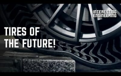 Futuristic tires and their features