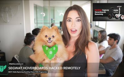 Segway Hoverboards Hacked Remotely | Myki Security Report