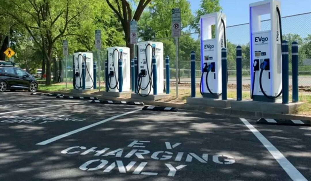 5 Midwestern states will create an EV charging network